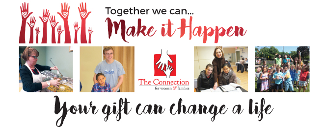 2016 Annual Appeal | The Connection