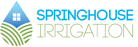 Spring House Irrigation Logo