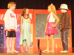 High School Musical Performance