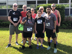 Walk/Runs with the Fitness Center Staff