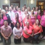 The Connection Staff Thinks Pink for Breast Cancer Awareness Month