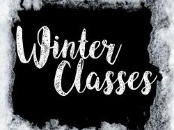 Winter Class Registration