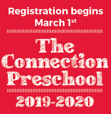 Preschool Registration begins March 1
