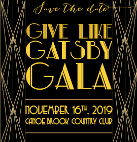Give Like Gatsby Gala | November 16, 2019