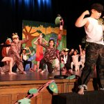 Camper's perform The Jungle Book in Summer 2019 Theater Camp