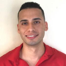 Assistant FC Director Dan Osias