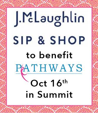 Sip & Shop event to benefit Pathways